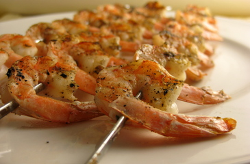 Photo of Grilled Shrimp Kebabs