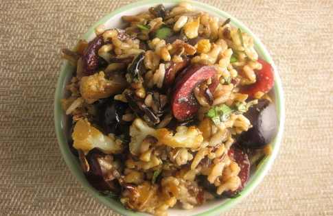 Photo of Cherry Wild Rice