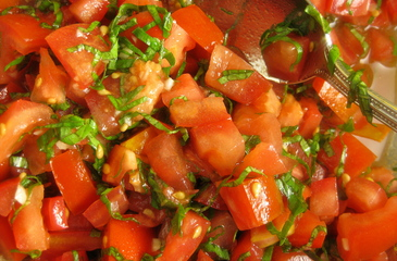Photo of Tomatoes & Basil