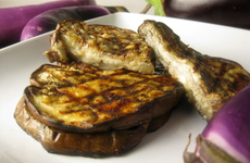 Photo of Parmesan Grilled Eggplant