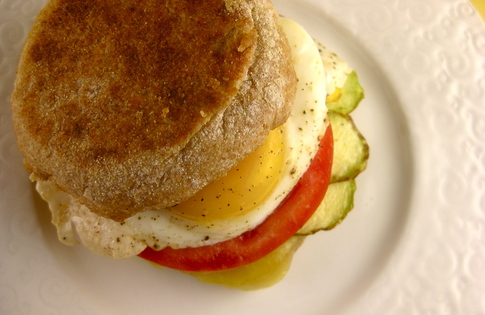 Photo of Summer Egg Sandwiches