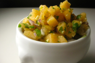 Photo of Cantaloupe Salsa