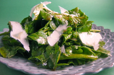 Photo of Arugula Parmesan Salad