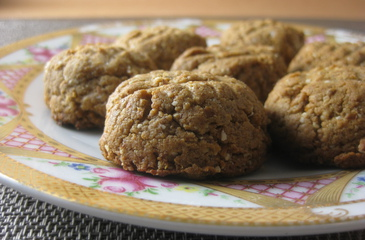 Photo of Almond Mesquite Cookies