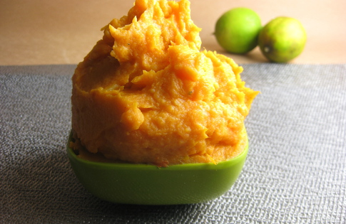 Photo of Lime Sweet Potatoes