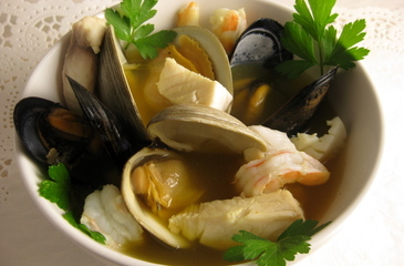 Photo of Bouillabaisse Seafood Stew