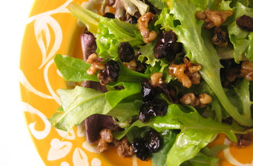 Photo of Cranberry & Candied Walnut Salad